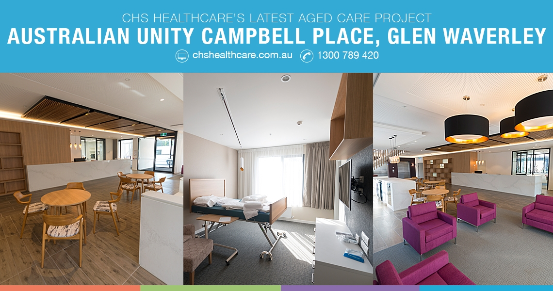 CHS Healthcare's Latest Aged Care Project