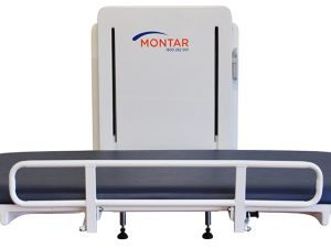 MONTAR Electric Exam Couch